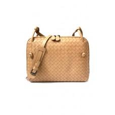 Сумка-клатч Bottega Veneta Intrecciato Nappa messenger Bag 4849-luxe1R