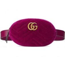Сумка на пояс Gucci Marmont bag 401294-luxe1R