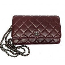 Сумка-клатч CHANEL WOC 33814-luxe12R