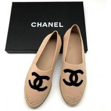 Эспадрильи Chanel 3101-luxe premium-R