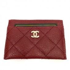Визитница Chanel 50083-luxe-R