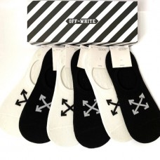 Носки следки Off White 8555-luxe4