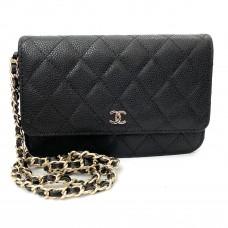 Сумка-клатч CHANEL Caviar 33814-5R