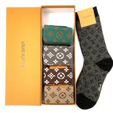 Носки Louis Vuitton 8555-luxe41R