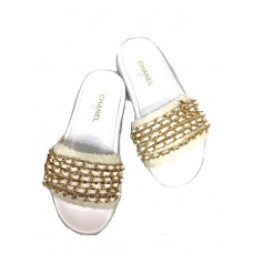 Шлепанцы Chanel 058805-luxe6R
