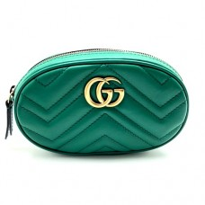 Сумка на пояс Gucci Marmont bag 401294-luxe4R