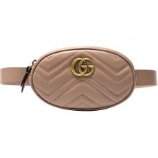 Сумка на пояс Gucci Marmont bag 401294-luxe7R