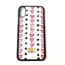 Чехол Dolce&Gabbana для IPhone 6, 7, 8, Х арт. 6676-luxe13R