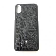 Чехол Montblanc для IPhone 6, 7, 8, Х арт. 6676-luxe26R