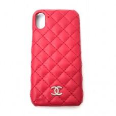 Чехол Chanel для IPhone 6, 7, 8, Х арт. 6676-luxe30R