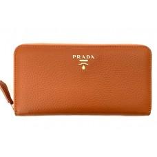 Кошелек PRADA leather Wallet 0506-luxe5R
