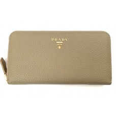 Кошелек PRADA leather Wallet 0506-luxe6R