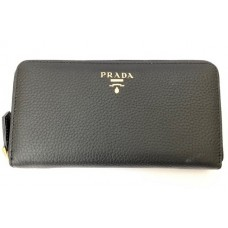 Кошелек PRADA leather Wallet 0506-luxe8R