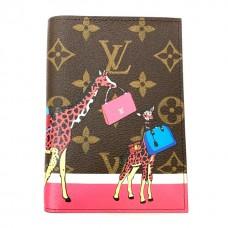 Обложка для паспорта Louis Vuitton 60181-luxe9R