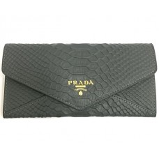 Кошелек PRADA leather Wallet 0504-luxe-R