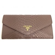 Кошелек PRADA leather Wallet 0504-luxe1R