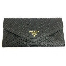 Кошелек PRADA leather Wallet 0504-luxe3R