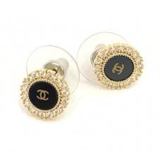Серьги Chanel P1700-luxe69R