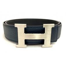 Ремень Hermes двусторонний 0453-luxe12R