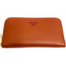 Кошелек PRADA leather Wallet 0501R
