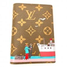 Обложка для паспорта Louis Vuitton 60181-luxe13R