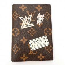 Обложка для паспорта Louis Vuitton 60181-luxe15R