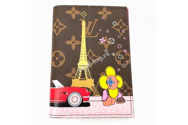 Обложка для паспорта Louis Vuitton 60181-luxe18R