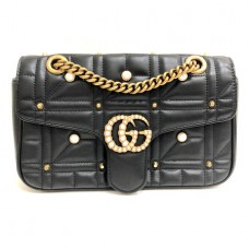 Сумка Gucci Marmont matelasse bag 48899-luxe1R