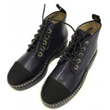 Ботинки Chanel 10640-luxe1R
