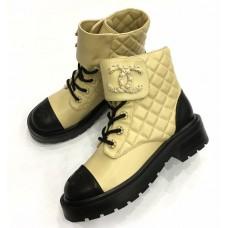 Ботинки Chanel 10630-luxe2R