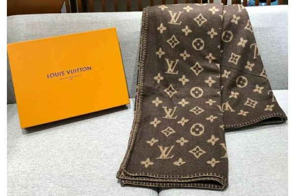 Плед Louis Vuitton 8851-luxe2R