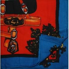 Шейный платок Hermes 5060R