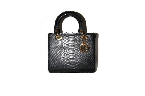 Сумка Christian Dior, Lady Dior piton 43001-luxe-R