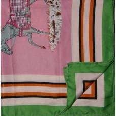 Шелковый платок HERMES 6032R