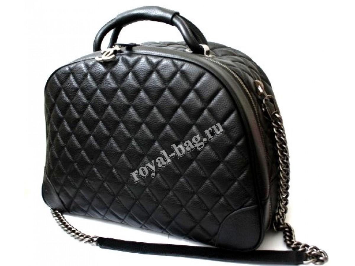 c8594495a7f4 Дорожная сумка Chanel 25560-luxe-R