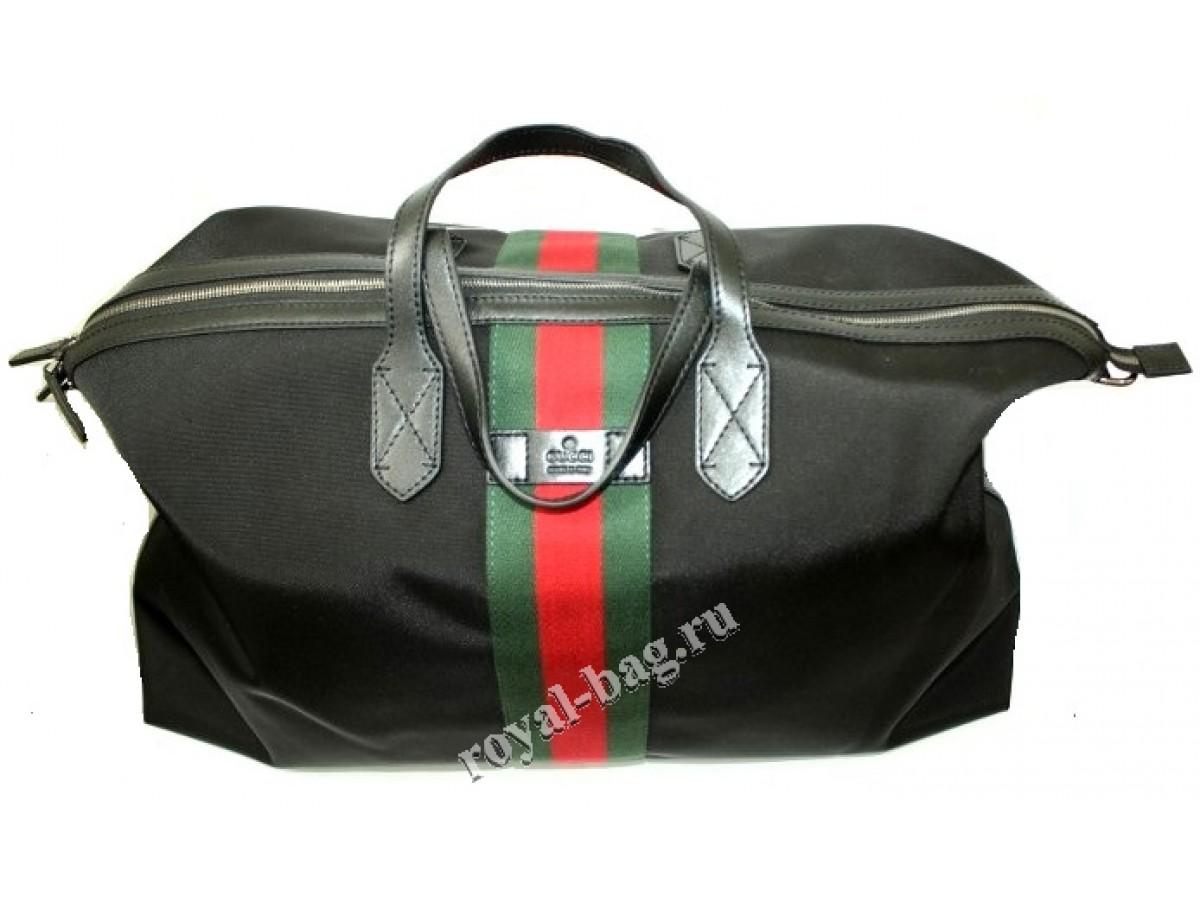 Дорожная сумка Gucci Techno canvas 5636-luxe-R 51e40b084e7