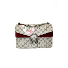 Сумка Gucci Dionysus shoulder blooms bag 400249-luxe-R