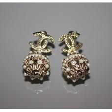 Серьги Chanel 1600-luxe9R