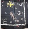 Платок Chanel 326347-10 premium-R