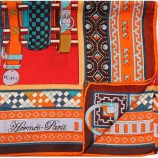 Платок Hermes 1408-luxe-R