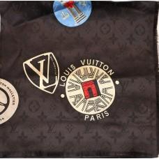 Шелковый платок Louis Vuitton 8032-luxe2R