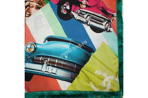 Платок-шаль Chanel Cuba 5550-luxe4 premium-R 6d9f1529c0c