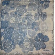 Шелковый платок Chanel 3643-luxe premium-R