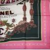 Шелковый платок Chanel Cuba 3646-luxe premium-R