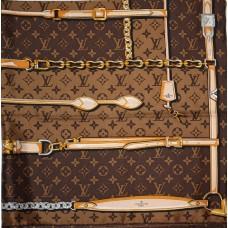 Шелковый платок Louis Vuitton 8283-luxe6R