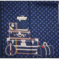 Шелковый платок Louis Vuitton 8283-luxe2R
