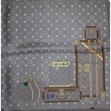 Шелковый платок Louis Vuitton 8283-luxe3R
