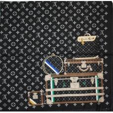 Шелковый платок Louis Vuitton 8283-luxe4R