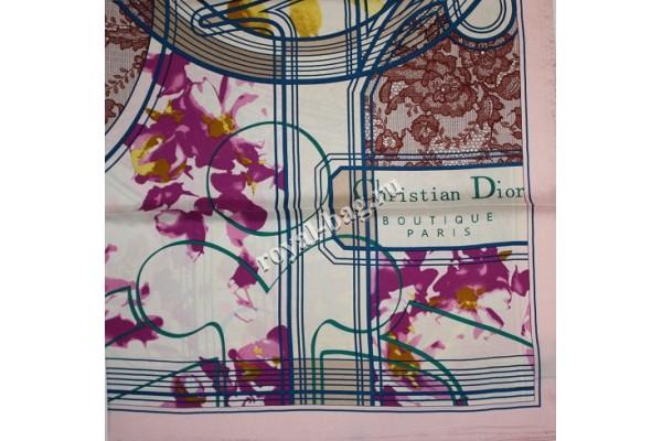 Платок Christian Dior 80228-luxe premium-R