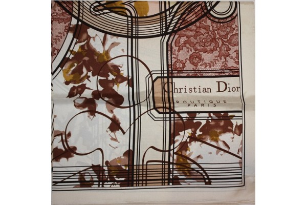 Платок Christian Dior 80229-luxe premium-R